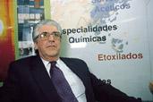 Química e Derivados, Rubens Medrano: prêmio ficou 40% menor