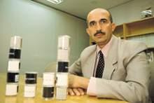 Química e Derivados, Cunha: regeneração dá resíduos úteis