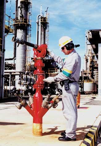 Química e Derivados: Petróleo: