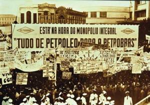 Química e Derivados: Petrobras: Monopólio integral só veio nos anos 60.