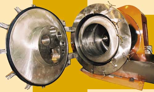 Química e Derivados: Centrífugas: centrifugas_abre1. ©QD Foto - Cuca Jorge