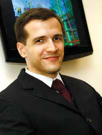 Química e Derivados, Ricardo Fornari, gerente técnico da Sisgraph para a divisão PPM, Automação Industrial