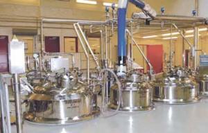 Química e Derivados, Misturadores Becomix, Cosméticos