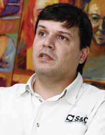 Química e Derivados, Marcello Augusto Oliveira, Coordenador técnico e comercial da S&C, Automação Industrial