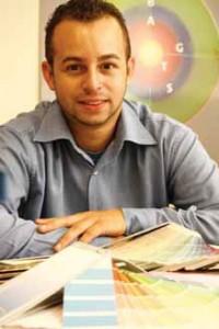 Química e Derivados, Hebert Santana, Gerente-técnico da linha de corantes da CPS Color, Tintas e Revestimentos