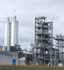 Química e Derivados, Unidade da Braskem em Triunfo, Transportes