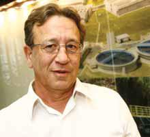 Química e Derivados, Mauro Coutinho, Diretor técnico da Centroprojekt, Água