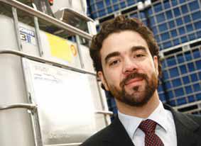 Química e Derivados, Luiz Francisco da Cunha, Gerente-executivo da Vasitex, IBCs