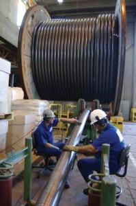 Química e Derivados, Multinacional Tecnip, Santos Offshore