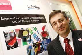 Química e Derivados, Antonio Carlos Slongo, gestor de marketing da unidade de tintas, adesivos e borrachas da quantiQ, ABRAFATI