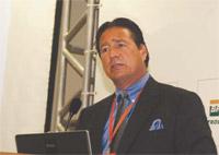 Química e Derivados, Bruce Schechinger, presidente da Associação dos Distribuidores Químicos dos EUA(NACD), EBDQUIM - Associquim comemora 50 anos reunindo a indústria e a distribuição química para fortalecer a cadeia de produção