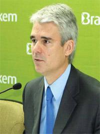 Química e Derivados, Bernado Gradin, CEO da Braskem, Alcoolquímica - Rio Grande do Sul dá a partida no polietileno verde