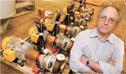 Quimica e Derivados, Corrado Vallo, membro do conselho de administração da Omel Bombas e Compressores, Bombas - Produção nacional investe para atender os clientes mais exigentes