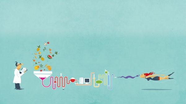 química e derivados, aromas e fragrâncias, investimentos