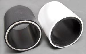 química e derivados, Tubos de plásticos com reforço de malha de aço