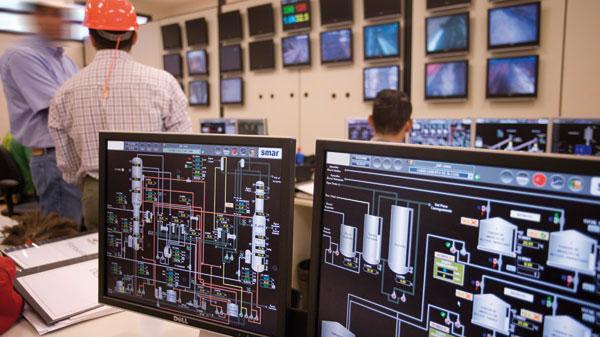 Revista Química e Derivados, Automação Industrial - Integração aos sistemas corporativos e wireless conquistam novos espaços