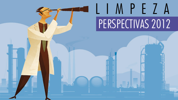 química e derivados, limpeza, perspectivas 2012