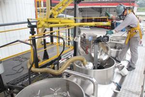 química e derivados, bandeirante brazmo, distribuição de produtos químicos