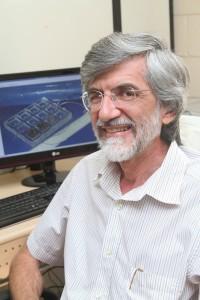 Química e Derivados, Luiz Otávio Saraiva Ferreira, Professor da Unicamp, microrreatores