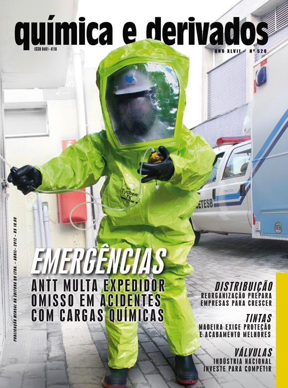 Química e Derivados, Abril de 2012
