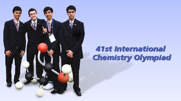 Química e Derivados, 41st International Chemistry Olympiad