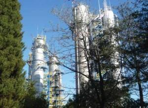 Química e Derivados, Fábrica de Perióxidos, H2O2, Peróxido de hidrogênio