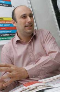 Química e Derivados, Oliver Venezia, Vice presidente da Intermarketing Brasil, Flexografia