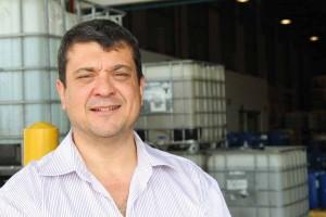 Química e Derivados, José Aguiar Jr., Superintendente da Kurita, Tratamento de Água