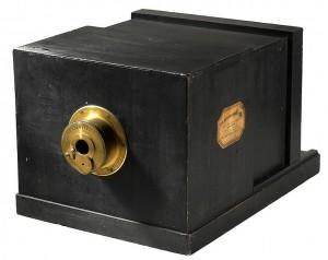 Química e Derivados, Camera escura para daguerreótipos,