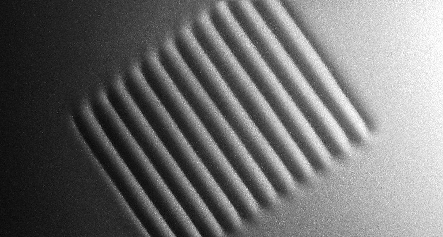 Química e Derivados, Ímãs orientam pigmento de ferro para criar efeito 3D, Tintas e Revestimentos