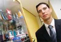 Química e Derivados, Nelson Perassinoto, Gerente técnico da ISP, Cosméticos - Produtos infantis requerem testes e ingredientes especiais