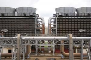 Química e Derivados, Torres de resfriamento, são as vilãs do consumo de água