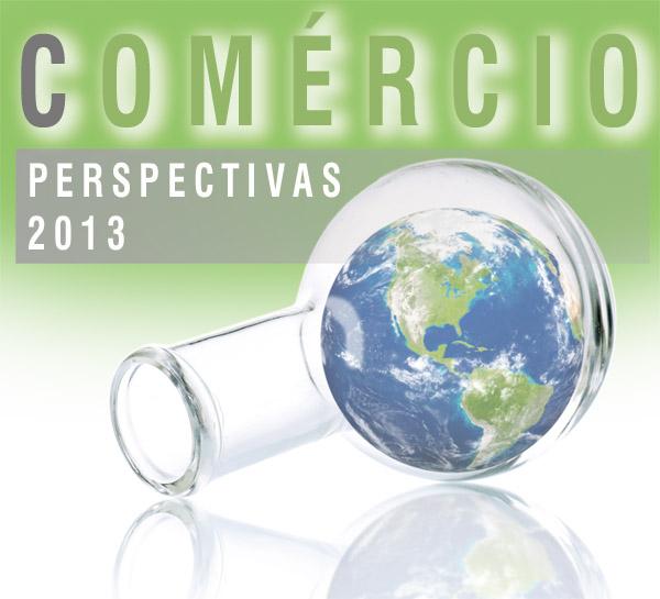 Química e Derivados, Perspectivas 2013, Comércio, cenário favorável recuperará lucros