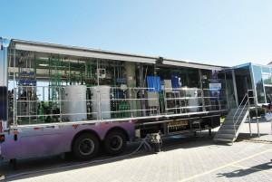 Química e Derivados, Unidade piloto de reúso está na Regap para acertar dosagem de químicos na EDR