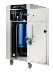 Química e Derivados, Sistema Ionpro é para vazões de 500 l/h até 1.000 l/h