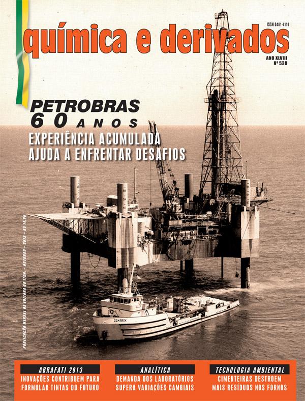 Revista Química e Derivados n° 538 ©QD