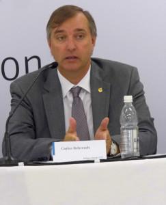 Química e Derivados, Behrends: fábrica local ajudará a reforçar participação na química
