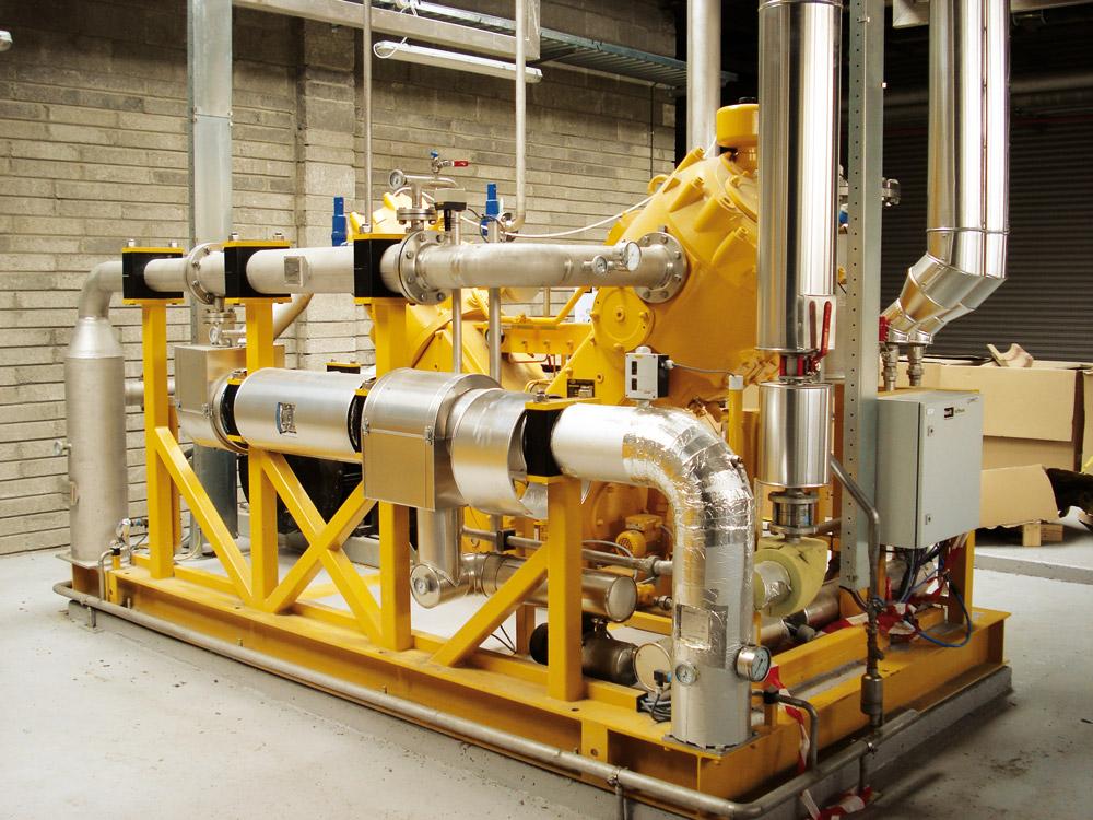Química e Derivados, Equipamento recupera o CO2 da fermentação do etanol para uso em bebidas