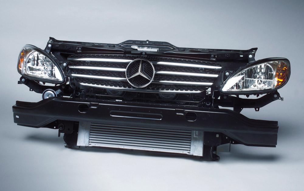 Química e Derivados, Painel e grade frontal de carro ficam mais resistentes com LFRT