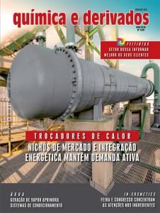 Revista Química e Derivados n° 548