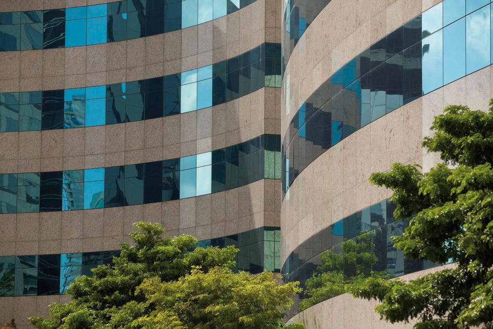 Química e Derivados, Sede atual ocupa andar em moderna torre empresarial