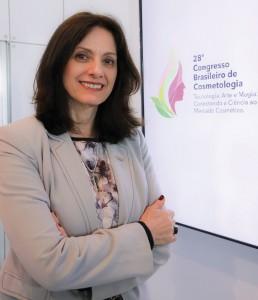 Química e Derivados, Engª. Enilce Maurano Oetterer, Diretora da ABC, Proprietária da ENCOSMÉTICA Consultoria Ltda.