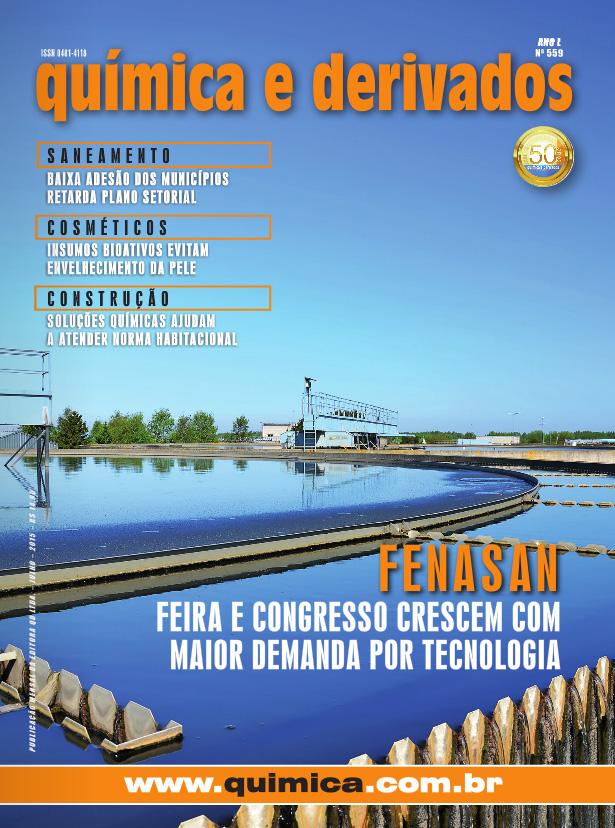 Revista Química e Derivados N° 559