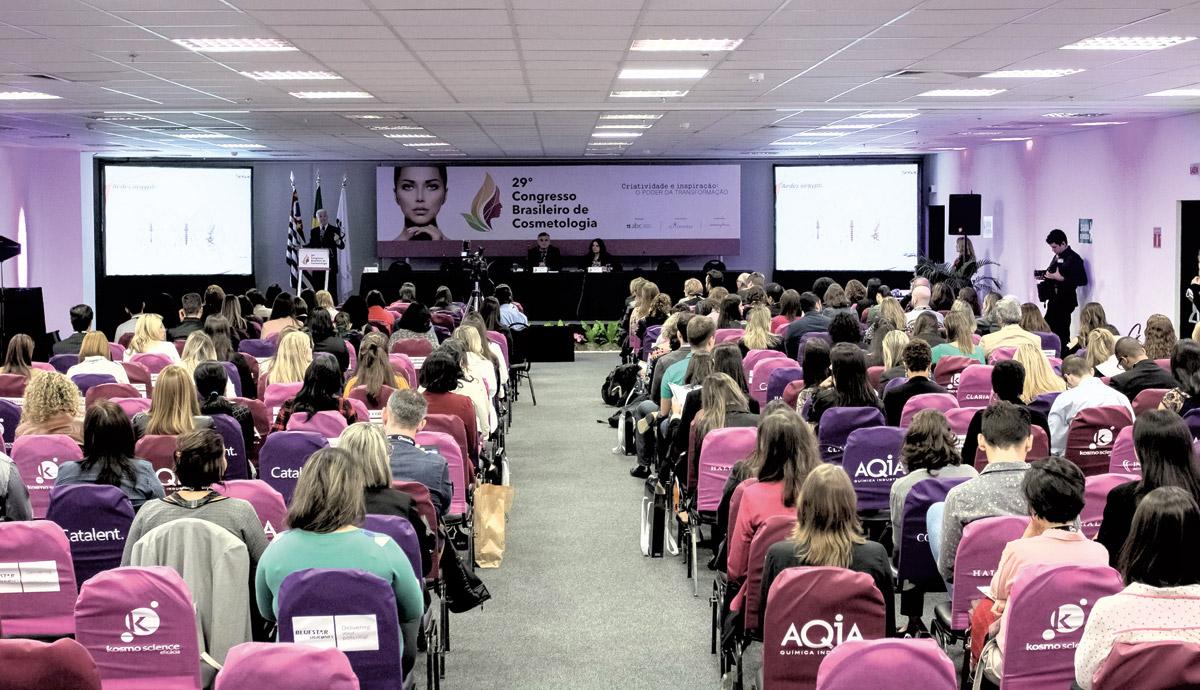 Química e Derivados, Congresso de cosmetologia dá ênfase à inovação tecnológica - ABC